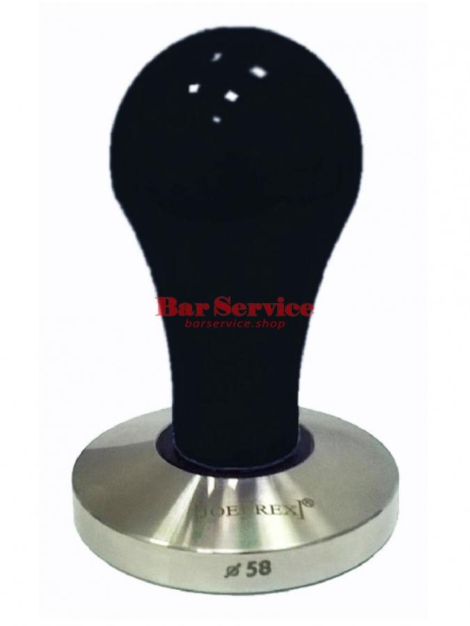 Темпер JoeFrex D58 Pop черный плоский сталь в Тюмени