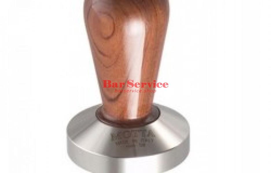 Темпер Motta, 53мм, деревянная ручка в Тюмени